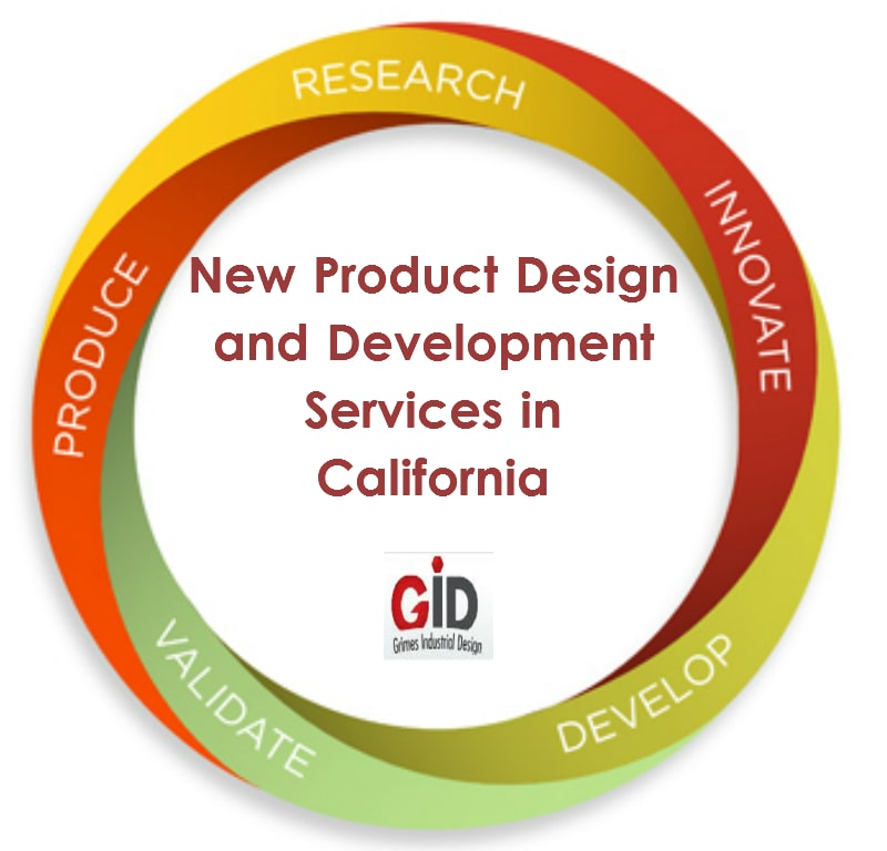 For New Product Design and Development Services in California Call GID at 714-323-1052