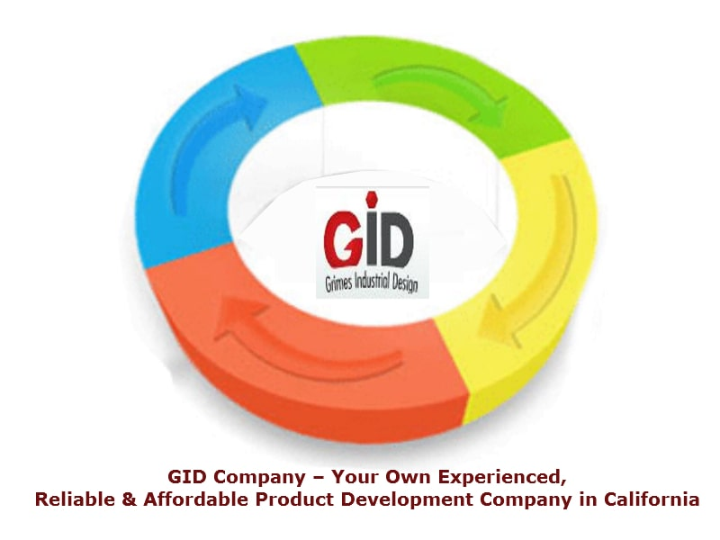 GID Company – Your Own Experienced, Reliable & Affordable Product Development Company in California