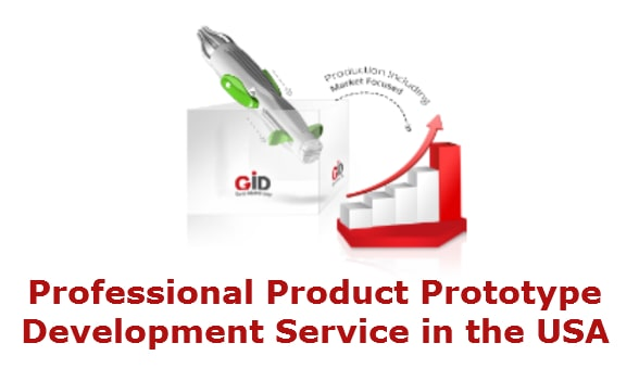 Professional Product Prototype Development Service in the USA