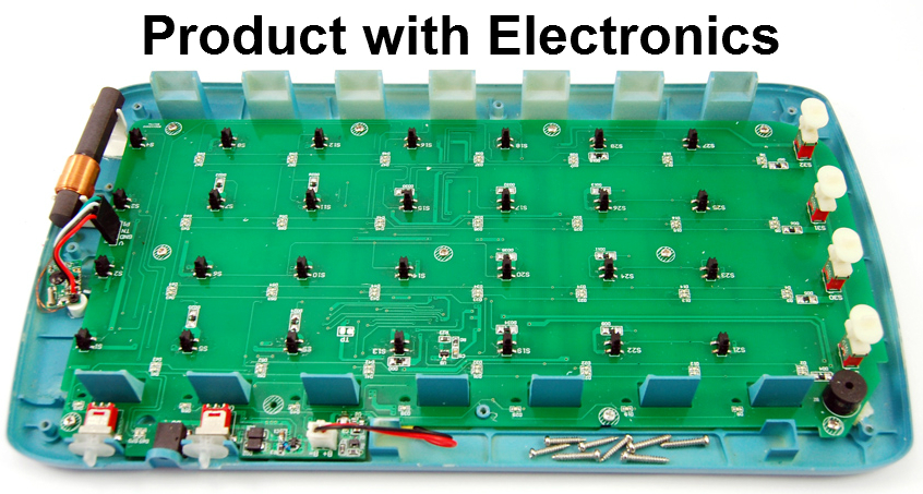 How to Take Your New Product with Electronics to the Market?
