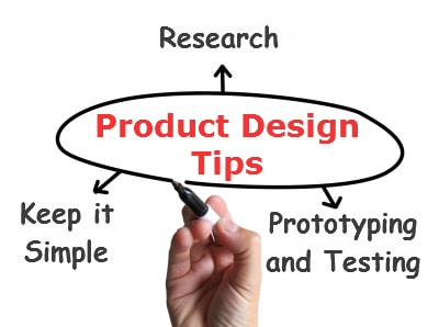 3 Top Product Design Tips